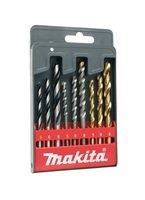 Набор сверл Makita 9 шт (D-08660)