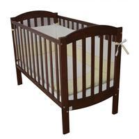 Детская кроватка VERES Соня ЛД10 орех (10.1.1.1.03)