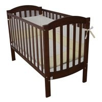 Детская кроватка VERES Соня ЛД12 орех (12.1.1.7.03)