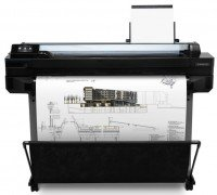 Плоттер HP Designjet T520 36-in ePrinter w/o stand