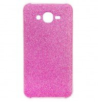 Чехол Remax для Huawei Y6 (2018) Pink Glitter Silicon Case