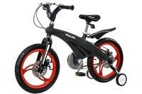 Детский велосипед Miqilong GN Черный 16 (MQL-GN16-BLACK)