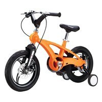 """Детский велосипед Miqilong 14"""" YD Оранжевый (MQL-YD14-ORANGE)"""