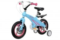 Детский велосипед Miqilong GN Синий 12 (MQL-GN12-BLUE)