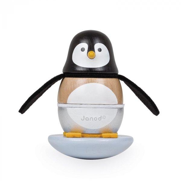 Купить Пирамидка Janod Пингвин (J08127)