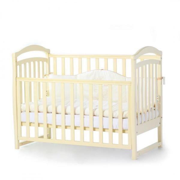 Купить Детская кроватка VERES Соня ЛД6 слоновая кость (06.1.1.1.04)