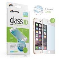 Защитное стекло ColorWay Apple iPhone 7 3D / iPhone 8 3D WHITE