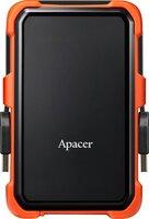 "Жесткий диск APACER 2.5"" USB 3.1 AC630 2TB Black/Orange (AP2TBAC630T-1)"