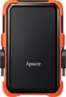 "Жесткий диск APACER 2.5"" USB 3.1 AC630 1TB Black/Orange (AP1TBAC630T-1)"