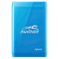 """Жесткий диск APACER 2.5"""" USB 3.1 AC235 1TB Blue (AP1TBAC235UP-1)"""
