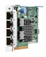 Контроллер HP Ethernet 1Gb 4-port 366FLR Adapter (665240-B21)