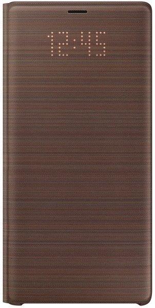 Купить Чехлы для телефонов (смартфонов), Чехол Samsung для Galaxy Note 9 (N960) LED View Cover Brown