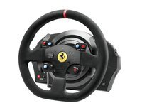Руль и педали Thrustmaster для PC / PS4®/ PS3® T300 Ferrari Integral RW Alcantara edition (4160652)