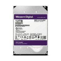 """Жорсткий диск внутрішній WD 3.5"""" SATA 3.0 12TB (WD121PURZ)"""