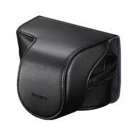 Чехол Sony LCS-EJA Black для фотокамер A5000/A5100/A6000/A6300 (LCSEJAB.SYH)