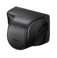 Чохол Sony LCS-EJA Black для фотокамер A5000/A5100/A6000/A6300 (LCSEJAB.SYH)