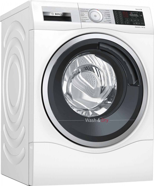 ≡ Стирально-сушильная машина Bosch WDU28590OE – купить в Киеве ... 2f28cc7181011