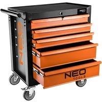 Шкаф-тележка инструментальный NEO 84-224