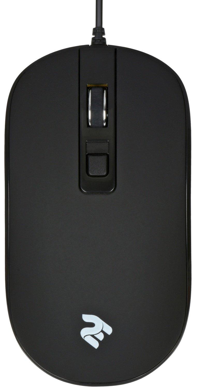 Миша 2Е MF110 USB Black (2E-MF110UB) фото