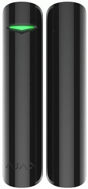 Беспроводной датчик открытия двери/окна Ajax DoorProtect, Jeweller, 3V CR123A, черный фото