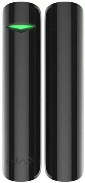 Беспроводной датчик открытия двери/окна Ajax DoorProtect, Jeweller, 3V CR123A, черный