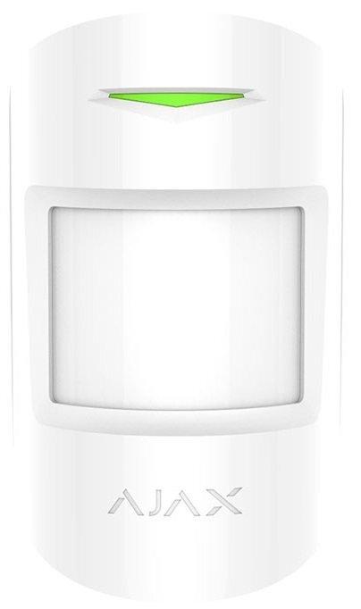 Беспроводной датчик движения Ajax MotionProtect, Jeweller, 3V CR123A, белый фото