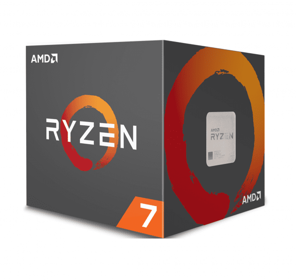 Купить Процессор AMD Ryzen 7 2700 3.2GHz Box (YD2700BBAFBOX)