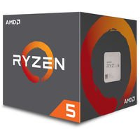 Процесор AMD Ryzen 5 2600X 3.6GHz Box (YD260XBCAFBOX)