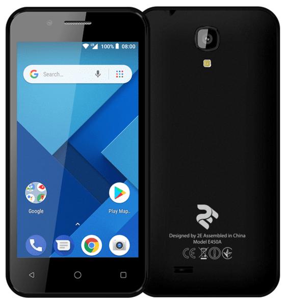 Купить Смартфон 2E E450A 2018 DualSim Black