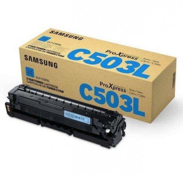 Купить Картриджи к лазерной технике, Картридж лазерный Samsung SL-C3010/3060 cyan, 5000стр (SU016A)