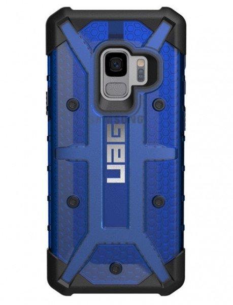 Купить Чехлы для телефонов (смартфонов), Чехол UAG для Galaxy S9 (G960) Plasma Cobalt