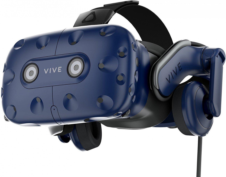 Шлем виртуальной реальности HTC VIVE Pro (99HANW020-00) фото 1