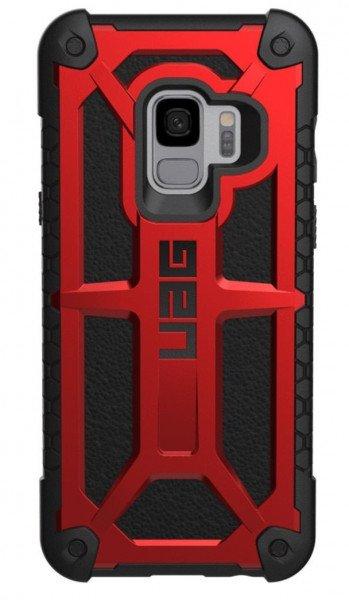 Купить Чехлы для телефонов (смартфонов), Чехол UAG для Galaxy S9 (G960) Monarch Crimson