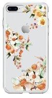 Чехол Spigen для iPhone 8 Plus/7 Plus Liquid Crystal Aquarelle Primrose