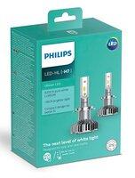 Лампа светодиодная Philips H7 Ultinon Led +160% (11972ULWX2)