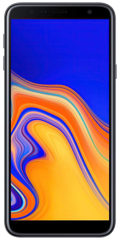 1694866d816ed ≡ Смартфон Samsung Galaxy J4+ (2018) J415F Black – купить в Киеве ...