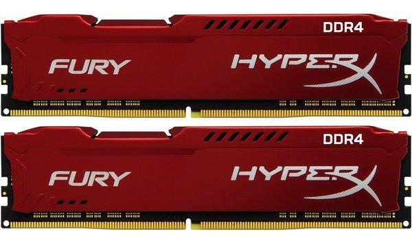 Купить Оперативная память - ОЗУ, Память для ПК Kingston HyperX DDR4 2666 32GB (16GBx2) KIT (HX426C16FRK2/32)