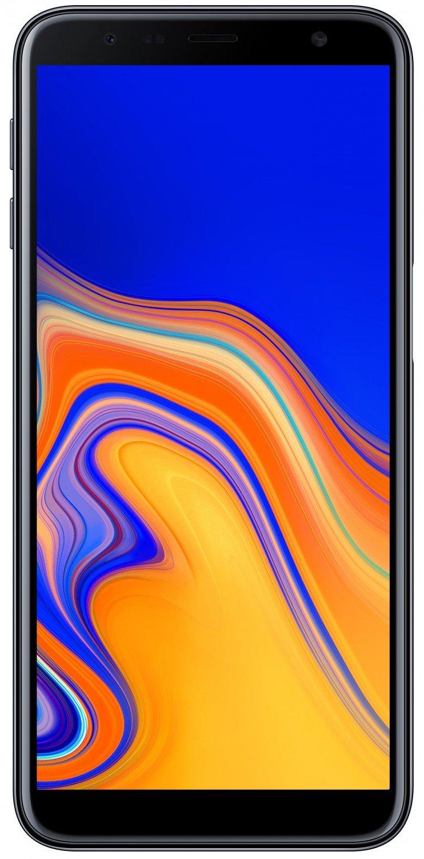 ca9ef15adecd ≡ Смартфон Samsung Galaxy J6+ (2018) J610F Black – купить в Киеве ...
