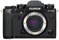 Фотоаппарат FUJIFILM X-T3 body Black (16588561)