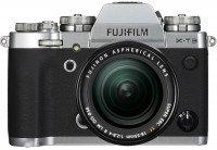 Фотоаппарат FUJIFILM X-T3 + XF 18-55mm F2.8-4R Silver (16589254)