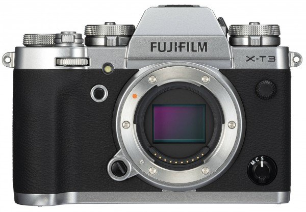 Купить Фотоаппарат FUJIFILM X-T3 body Silver (16589113)
