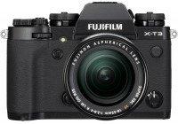 Фотоаппарат FUJIFILM X-T3 + XF 18-55mm F2.8-4R Black (16588705)
