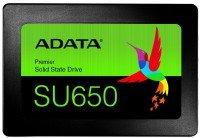 """<p>SSD накопичувач ADATA SU650 120GB 2.5"""" SATA 3D TLC (ASU650SS-120GT-R)</p>"""