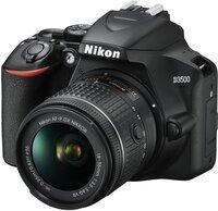Фотоапарат NIKON D3500 AF-P 18-55 VR Black (VBA550K001)