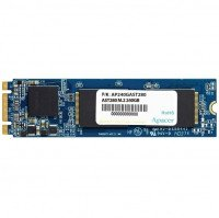 SSD накопитель ApACER M.2 240GB AST280 SATA 2280 TLC (AP240GAST280-1)