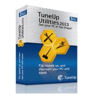 TuneUp Utilites 2013 на 3ПК. Код активации (tuu2013-3pc)
