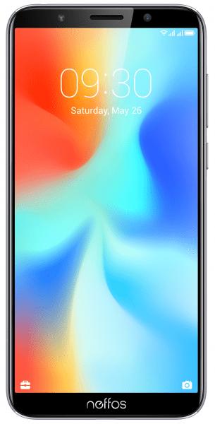 Купить Смартфон TP-Link Neffos C9a (ТР706А) DS Gray