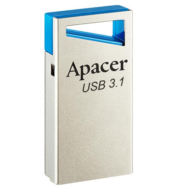 Накопичувач USB 3.0 APACER AH155 32GB Blue (AP32GAH155U-1) фото1