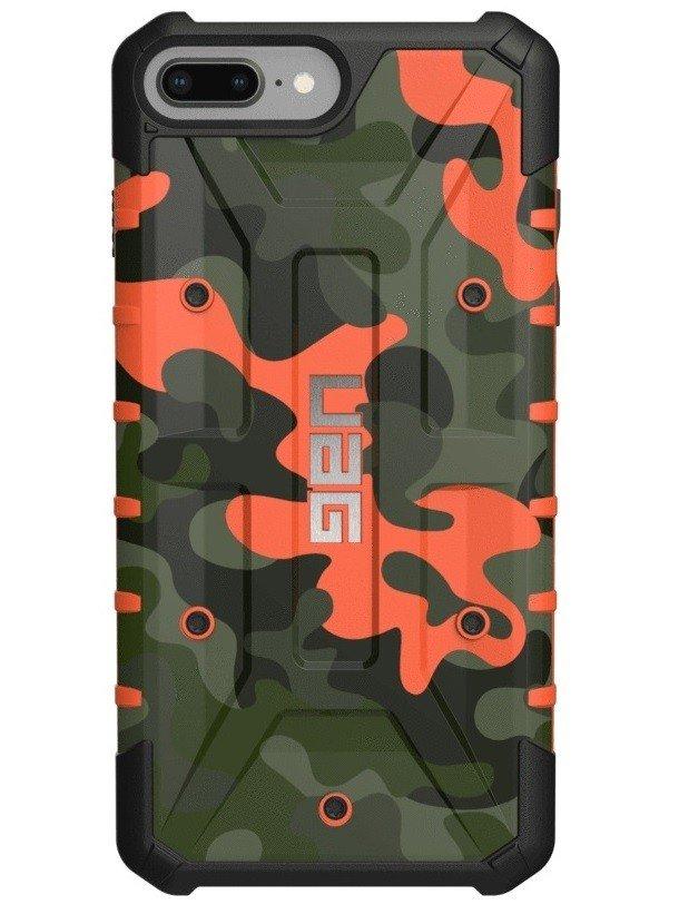 ≡ Чохол UAG iPhone 8 7 6S Plus Pathfinder Case (Rust Black ... 084bffe754215