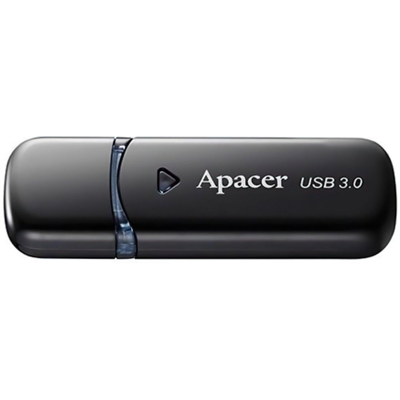 Накопичувач USB 3.0 APACER AH355 32GB Black (AP32GAH355B-1) фото